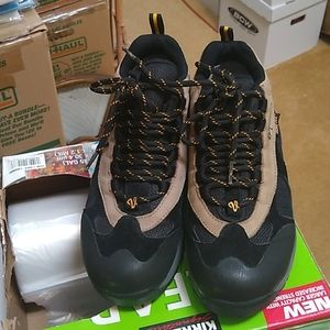 Vasque GORE-TEX Hiking Trail Low Boots Shoes Brown